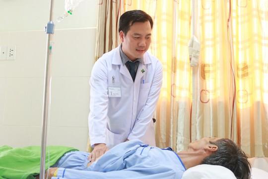 Bệnh nhân suýt chết vì mắc phải căn bệnh hiếm gặp ngày giáp Tết - Ảnh 2.