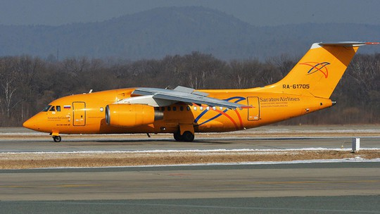 Rơi máy bay chở 71 người ở Nga - Ảnh 1.