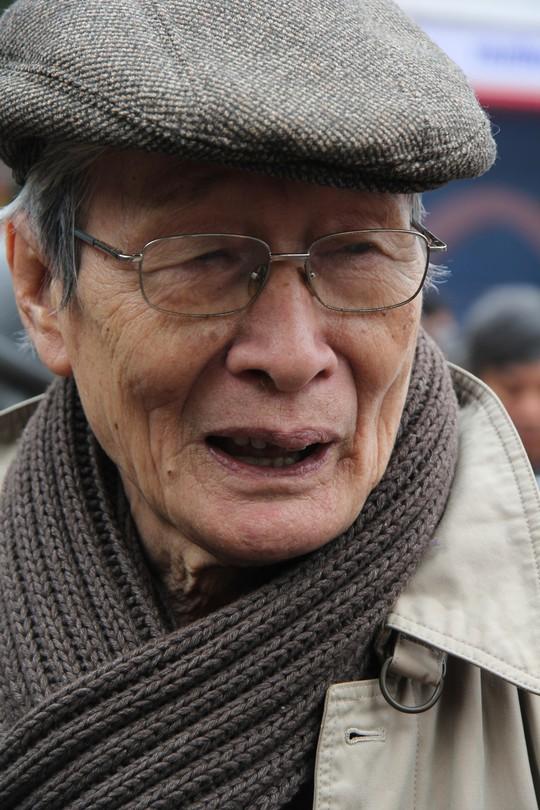 Nhà văn Nguyễn Xuân Khánh kể chuyện Tết thời bao cấp - Ảnh 2.