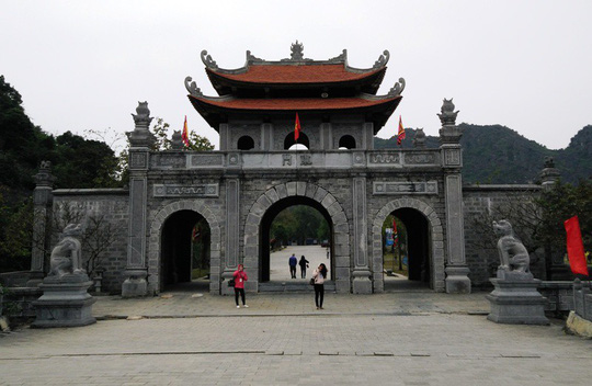 (Xuân online, 15.2. T30) Long sàng – Bảo vật quốc gia ở cố đô Hoa Lư - Ảnh 2.