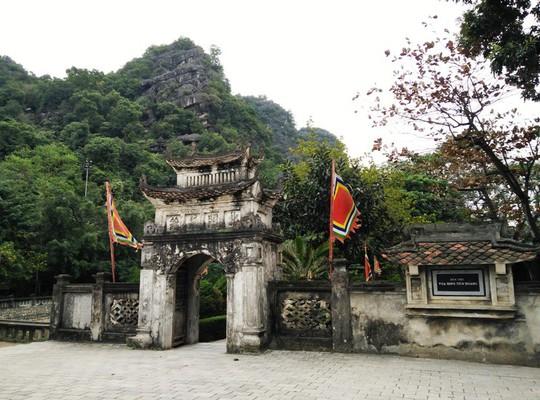 (Xuân online, 15.2. T30) Long sàng – Bảo vật quốc gia ở cố đô Hoa Lư - Ảnh 3.