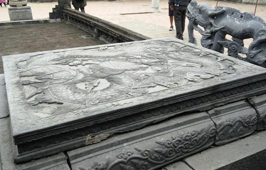 (Xuân online, 15.2. T30) Long sàng – Bảo vật quốc gia ở cố đô Hoa Lư - Ảnh 9.