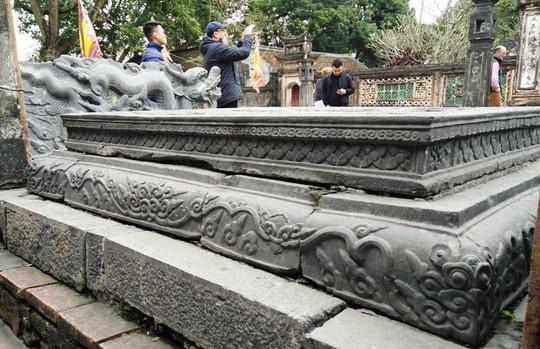 (Xuân online, 15.2. T30) Long sàng – Bảo vật quốc gia ở cố đô Hoa Lư - Ảnh 11.