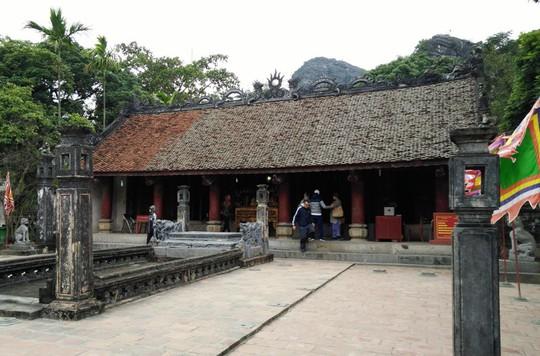 (Xuân online, 15.2. T30) Long sàng – Bảo vật quốc gia ở cố đô Hoa Lư - Ảnh 7.