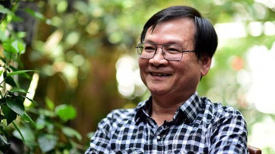 Đầu năm gặp nhà văn bạc tỷ Nguyễn Nhật Ánh - Ảnh 1.