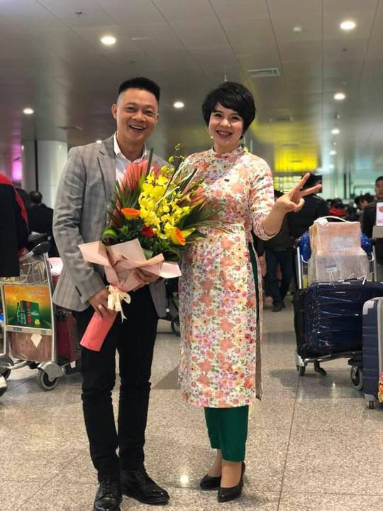 Nhà báo Diễm Quỳnh tái xuất sau 2 năm vắng bóng - Ảnh 4.