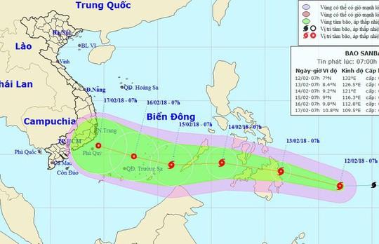 TP HCM lên phương án chống bão Sanba - Ảnh 1.