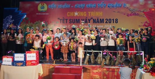 Công nhân ăn Tết Sài Gòn - Ảnh 7.