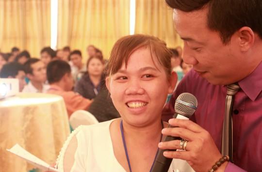 Lãnh đạo TP HCM vui Tết cùng công nhân - Ảnh 3.