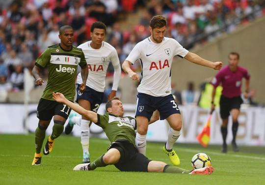 Tottenham không sợ Juventus - Ảnh 1.