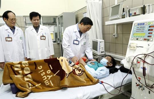 (Xuanonline 29Tet 14.2) Tết Nguyên đán: Bệnh nhân nhận lì xì, ăn miễn phí - Ảnh 7.