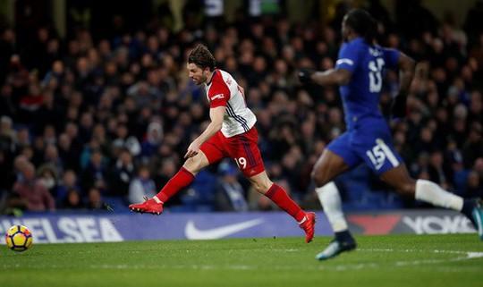 Hazard lập cú đúp, Chelsea tìm lại niềm vui chiến thắng - Ảnh 1.