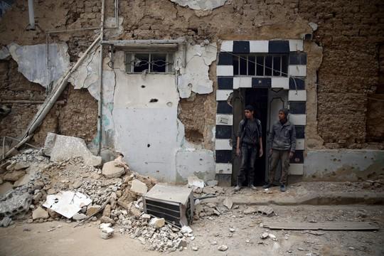 Israel không kích Syria: Không có người thắng! - Ảnh 2.