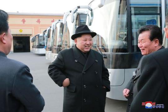 Ông Kim Jong-un rất ấn tượng về Hàn Quốc - Ảnh 1.
