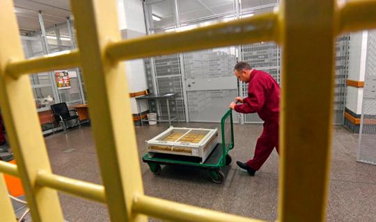 Choáng ngợp kho vàng 1.800 tấn của Nga - Ảnh 1.