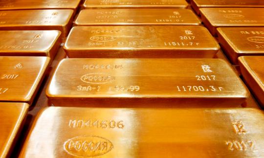 Choáng ngợp kho vàng 1.800 tấn của Nga - Ảnh 4.