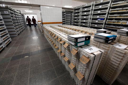 Choáng ngợp kho vàng 1.800 tấn của Nga - Ảnh 9.