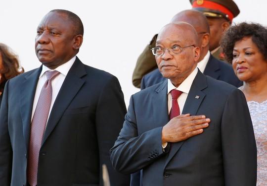 Nam Phi khủng hoảng chính trị chưa từng có - Ảnh 1.