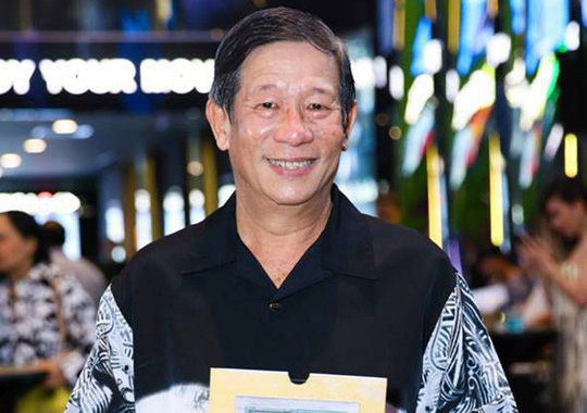 Đồng nghiệp thương tiếc diễn viên Nguyễn Hậu - Ảnh 1.