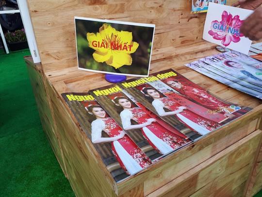Báo Người Lao Động đoạt giải nhất bìa báo xuân ấn tượng - Ảnh 2.