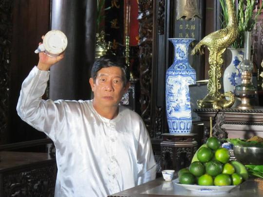 Đồng nghiệp thương tiếc diễn viên Nguyễn Hậu - Ảnh 2.