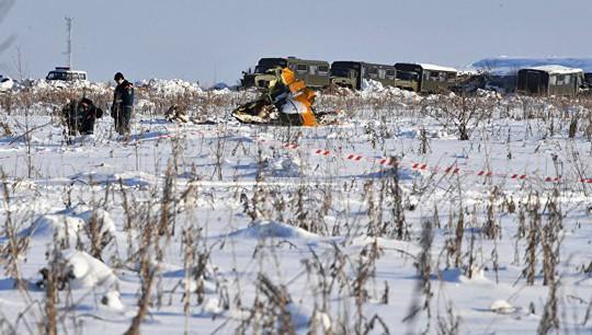 Nga: Máy bay Sukhoi Superjet nhiều lần trục trặc như chiếc An-148 rơi làm 71 người chết - Ảnh 2.