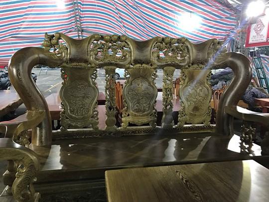 Những bộ phản tiền tỉ xuất hiện ở Hội hoa xuân Đà Nẵng - Ảnh 13.