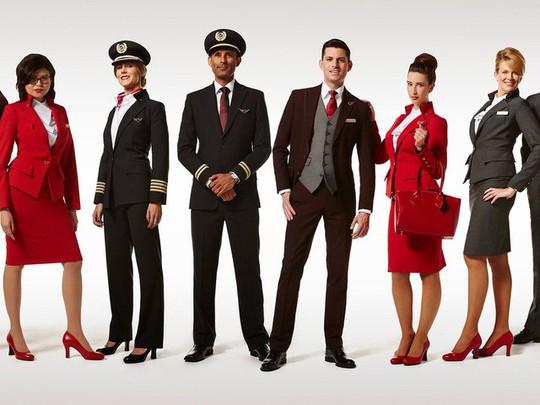 Những hãng hàng không có đồng phục thanh lịch nhất thế giới - Ảnh 3.