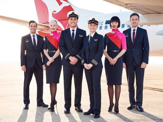 Những hãng hàng không có đồng phục thanh lịch nhất thế giới - ảnh 4