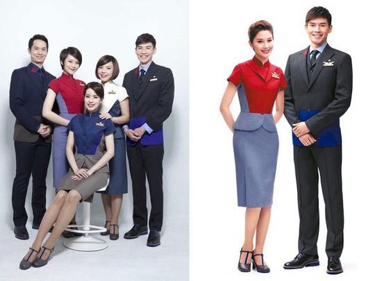 Những hãng hàng không có đồng phục thanh lịch nhất thế giới - Ảnh 8.