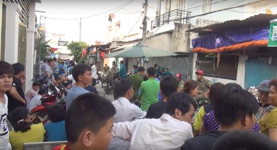 Khởi tố nghi can sát hại 5 người ở quận Bình Tân - Ảnh 2.