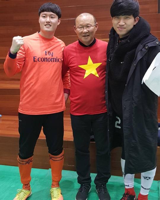 Tết vui nhất của nhà ngoại giao thể thao Park Hang Seo - Ảnh 6.