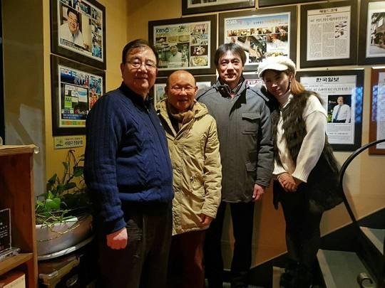 Tết vui nhất của nhà ngoại giao thể thao Park Hang Seo - Ảnh 5.