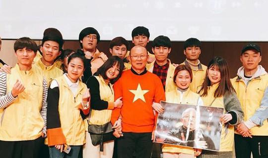 Tết vui nhất của nhà ngoại giao thể thao Park Hang Seo - Ảnh 7.