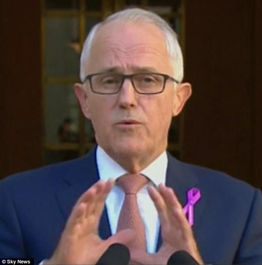 Rúng động vụ phó thủ tướng Úc có con riêng với thư ký - Ảnh 2.