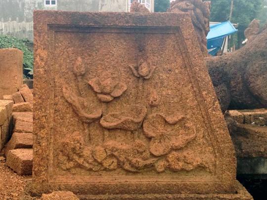 Đại gia xứ Đoài: 'Biệt phủ' đá ong gỗ mít bậc nhất đất Việt - ảnh 6