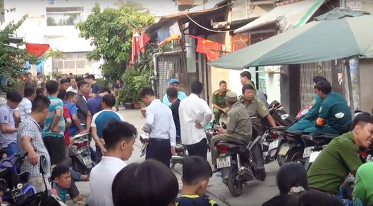 Nghi phạm sát hại 5 người trong cùng gia đình ở Bình Tân đã bị bắt
