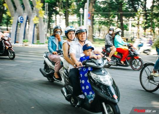 Không ồn ào vội vã, Sài Gòn - Hà Nội được trả lại vẻ yên bình trong ngày mùng 1 Tết - Ảnh 5.