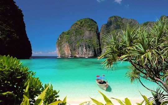 Bãi biển nổi tiếng Thái Lan buộc phải đóng cửa - Ảnh 2.