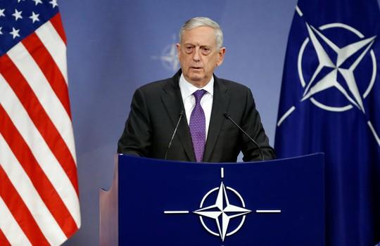 """Mỹ khẳng định """"ai đó"""" chỉ thị vụ tấn công ở Syria - Ảnh 1."""