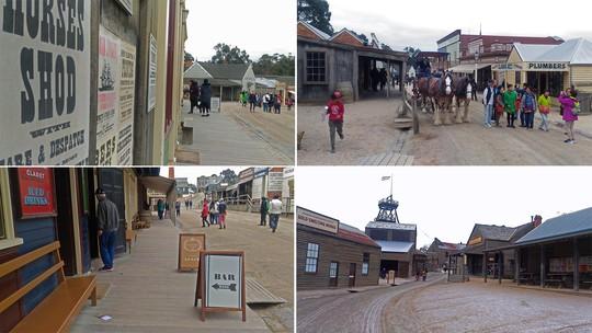 Khám phá thị trấn đào vàng nổi tiếng nước Úc - Ảnh 3.