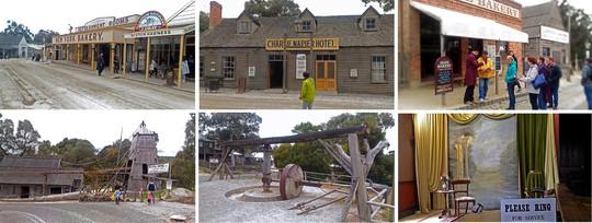 Khám phá thị trấn đào vàng nổi tiếng nước Úc - Ảnh 5.