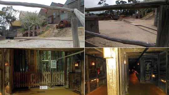 Khám phá thị trấn đào vàng nổi tiếng nước Úc - Ảnh 9.
