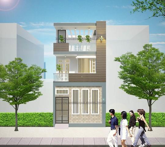 10 mẫu nhà phố không bao giờ lỗi thời - Ảnh 8.