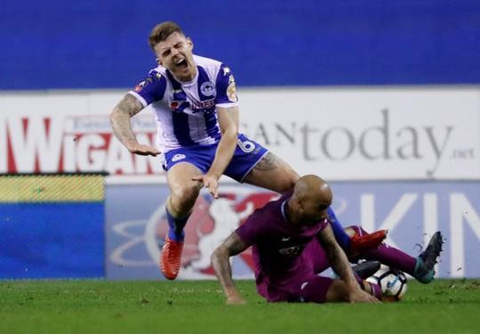 Bàn thua muộn khiến Man City bị loại khỏi FA Cup - Ảnh 5.