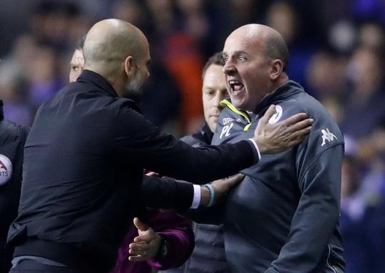 Bàn thua muộn khiến Man City bị loại khỏi FA Cup - Ảnh 6.