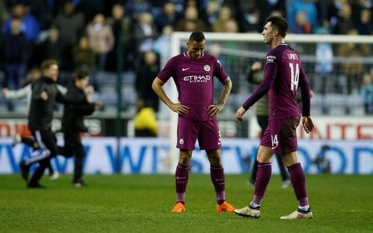 Bàn thua muộn khiến Man City bị loại khỏi FA Cup - Ảnh 3.