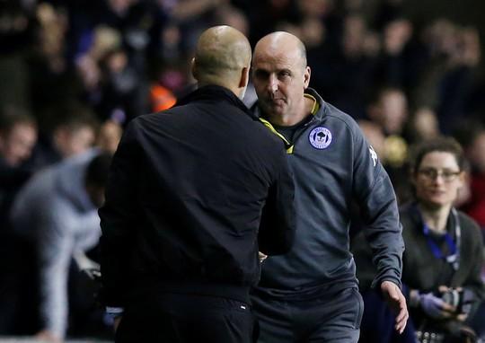 Bàn thua muộn khiến Man City bị loại khỏi FA Cup - Ảnh 8.