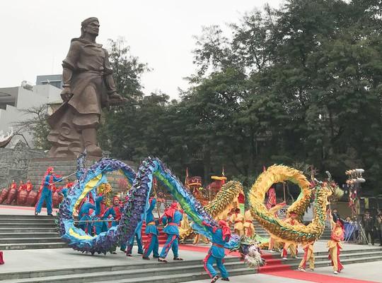 Tưng bừng Lễ hội Chiến thắng Ngọc Hồi - Đống Đa 2018 - Ảnh 2.