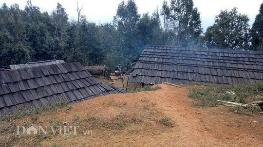 Ngôi làng 100% hộ nghèo nhưng nhà nào cũng làm bằng gỗ quý pơmu - Ảnh 1.